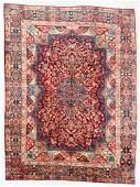 Sarouk Rug, Persia, Early/Mid 20th C., 8'10'' x 11'9''