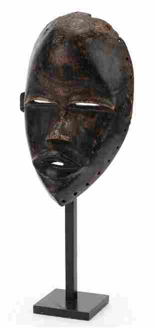 Fine Antique African Dan Mask, Ivory Coast