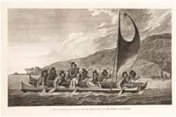 Captain Cook's Last Voyage, 1784, Vol. 4 - Atlas.