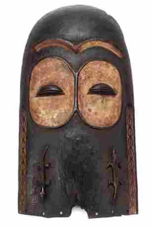 African Bembe Mask, Congo Zaire