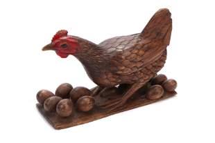 West African Yoruba Rooster, Nigeria