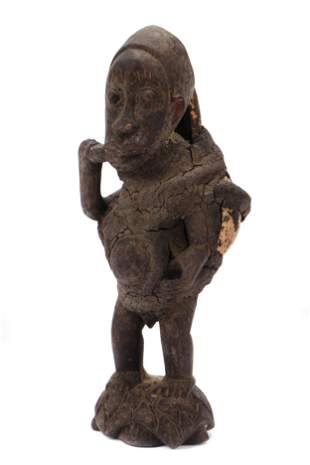 African Baule Figure