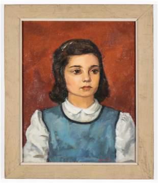 "Giovanni Martino (American, 1908-1997) ""Babs"""