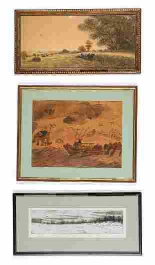 Three Artworks