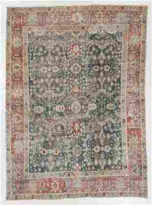 Kerman Rug, Persia, Early 20th C., 7'6'' x 10'2''