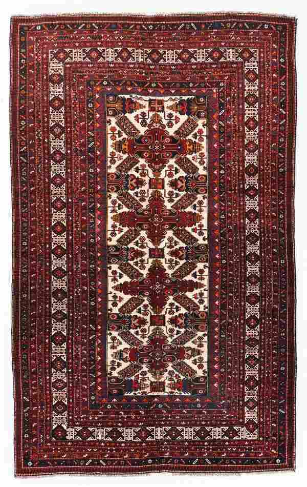 Zeikhur Kuba Rug, Caucasus, Circa 1920, 5'5'' x 8'11''