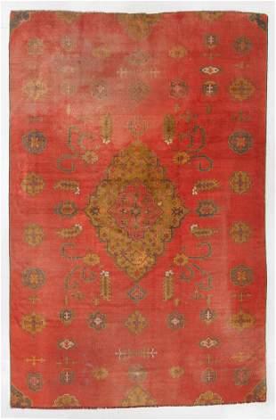 Oushak Rug, Turkey, Circa 1900, 10'1'' x 15'4''