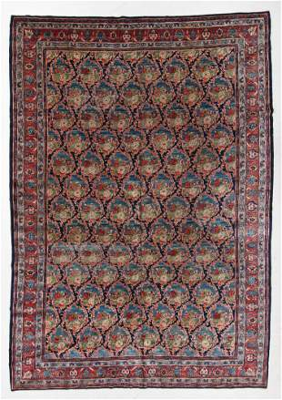 Fine Bidjar Rug, Persia, Circa 1900, 11'0'' x 15'9''