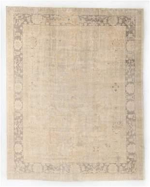 Oushak Rug, Turkey, Early 20th C., 9'10'' x 12'6''