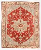Vintage Serapi Rug, Turkey, 11'10'' x 14'6''