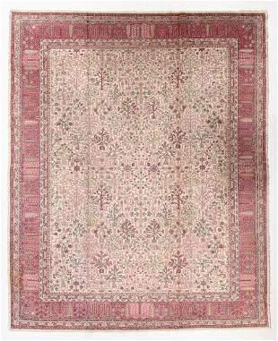 Oushak Rug, Turkey, Early 20th C., 12'3'' x 15'7''