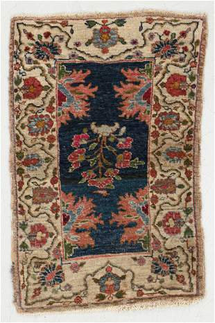 West Persian Rug, Early 20th C., 2'0'' x 3'2''