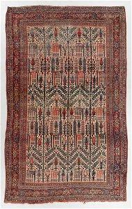 Bidjar Rug, Persia, Late 19th C., 7'6'' x 12'2''