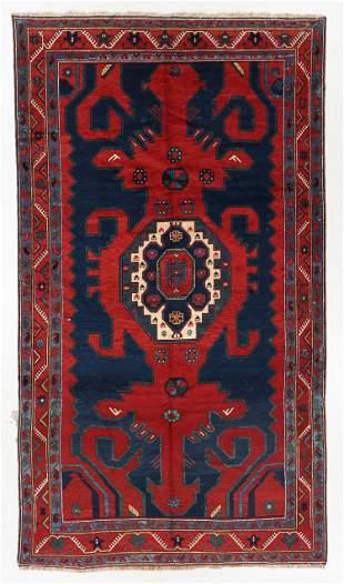 Large Kazak Rug, Caucasus, Circa 1920, 6'11'' x 11'4''