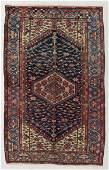 West Persian Kurd Rug, , Circa 1920, 4'4'' x 6'11''