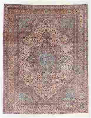 Kerman Rug, Persia, Early/Mid 20th C., 8'3'' x 10'10''