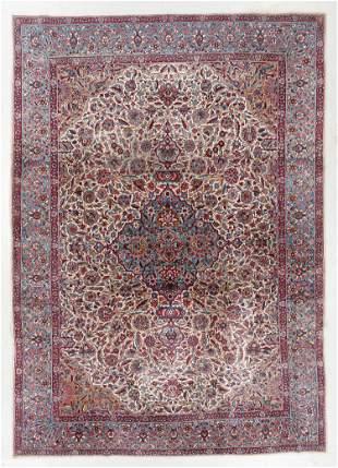 Kerman Rug, Persia, Early/Mid 20th C., 8'0'' x 11'2''