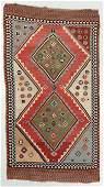 Gashgai Kilim, Persia, Circa 1900, 4'9'' x 8'9''