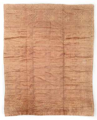 Oushak Rug, Turkey, Early 20th C., 9'7'' x 12'4''