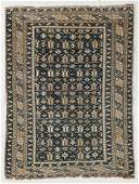 Kuba Rug, Caucasus, Circa 1900, 3'9'' x 5'0''