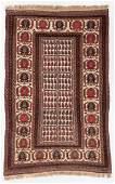 Vintage Sumak Rug, Persia, 5'8'' x 9'0''