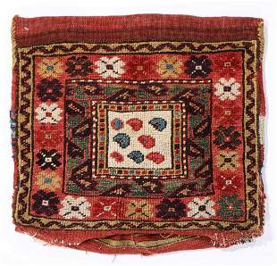 Milas Bag, Southwest Anatolia, Mid-19th C.