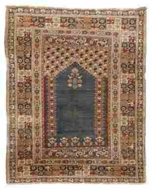 Bandirma Prayer Rug, Western Anatolia, Circa 1900