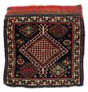 Lor Khorjin Face, Western Persia, Third Quarter 19th C.