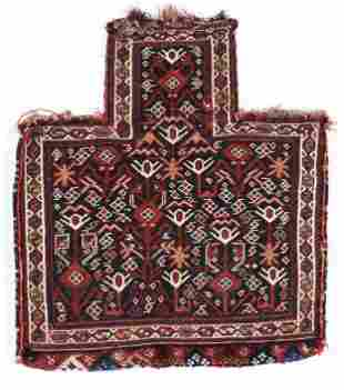 Bakhtiari Salt Bag/Namakdan, Western Persia, Circa 1900