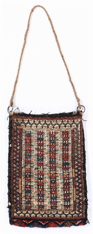 Bakhtiari Utensils Bag, Western Persia, Circa 1900