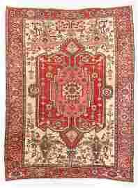 Serapi Carpet, Western Persia, Last Quarter 19th C.,