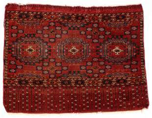 Tekke Chuval, Turkmenistan, Early/Mid-19th C.