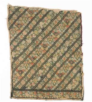 18th C. Persian Textile
