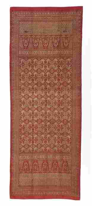 South Sumatra Ceremonial Shoulder Cloth, Early 20th c.
