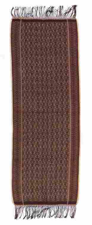 Rare Antique Indonesian Shoulder Cloth, Aceh