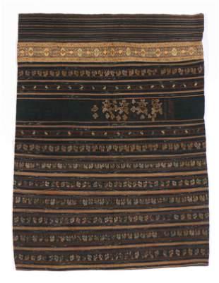 Ha Li Woman's Festival Skirt, China, early 20th C.