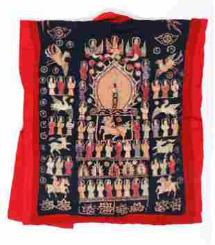 Yao Priest's Ceremonial Robe, early-mid 20th C.
