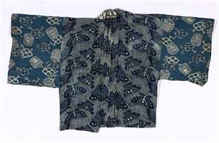 Japanese Han-Juban (under kimono), c. 1920s