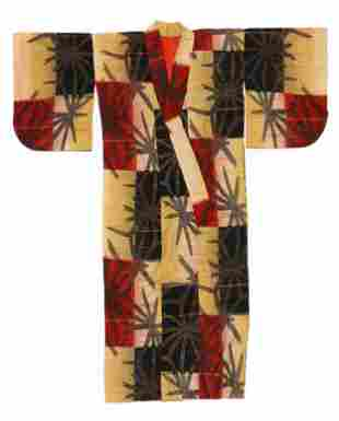 Antique Japanese Woman's Kimono
