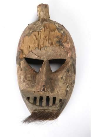 Yao Priest's Ceremonial Mask, China/Laos/Thailand, c.