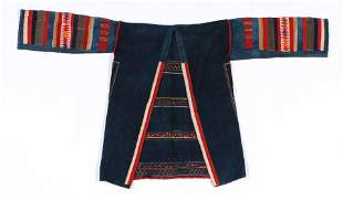 Akha Woman's Cotton Jacket, N. Thailand/Burma