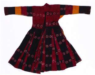 Tibetan/Ladakhi Chang Tang Nomad Sul-ma Robe