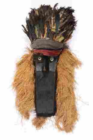 African Toma Landai Mask, Guinea, 20th C.