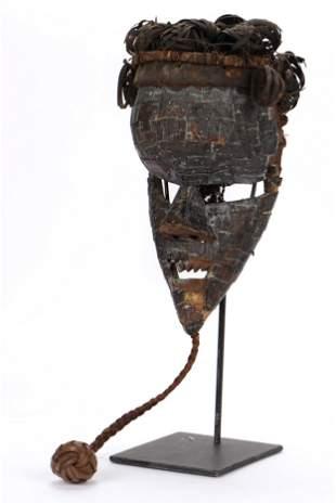 African Salampasu Mukinka Mask
