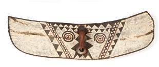 African Bwa Butterfly Mask