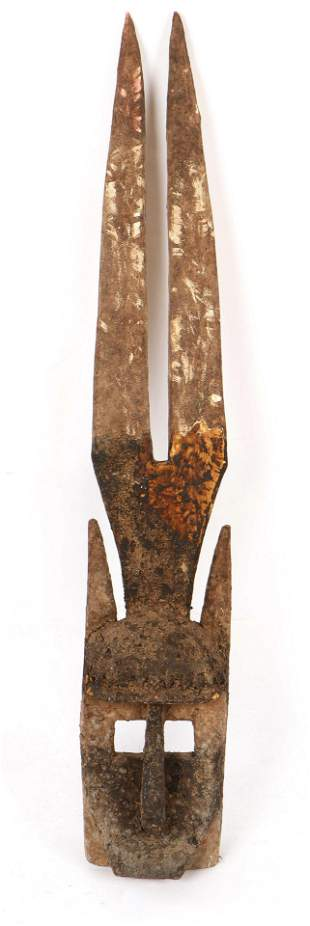 African Dogon Plank Mask, Mali