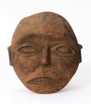 Naga Peoples Mask, North India