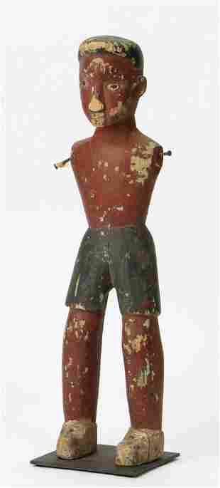 African Tiv Marionette, Nigeria