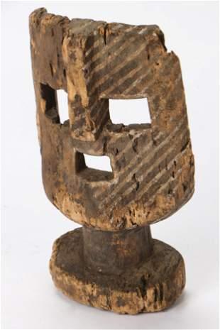 African Kumu Shrine Mask, DRC/Congo