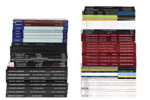 Group of 72 Auction Catalogues: Ethnographic